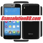 Qmobile X450 MT6582 firmware Download
