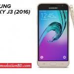 Samsung J3 (2016) SM-J320H Firmware flash file Download